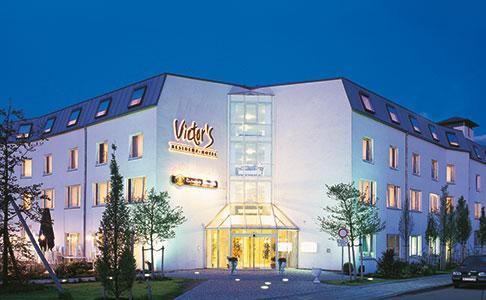 Victor's Residenz-Hotel Muenchen
