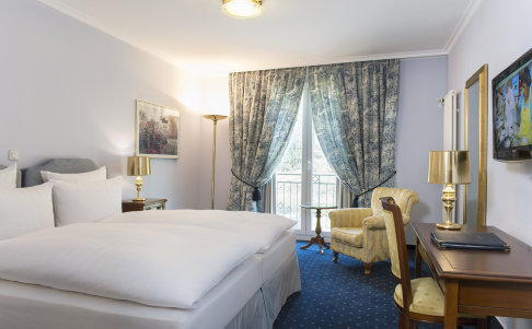 Classic-Zweibettzimmer